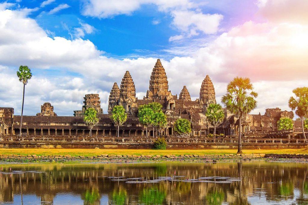 Học bổng chính phủ Campuchia
