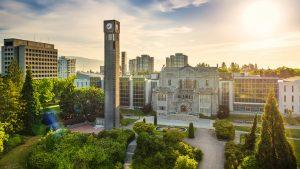 UBC Vanier Canada