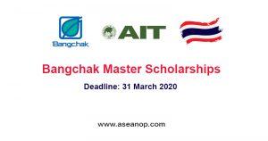 Bangchak-Master-Scholarships